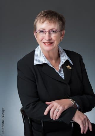 Linda Christmann - President | Women in Ophthalmology