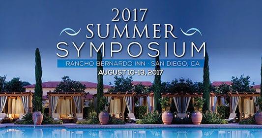 2017 Summer Symposium