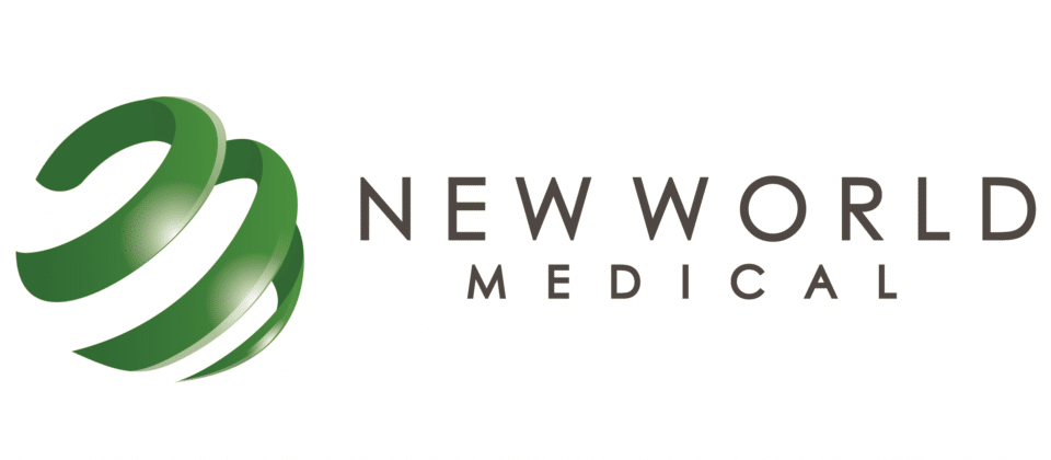 New World Medical logo